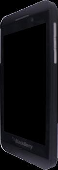 BlackBerry Z10 - Premiers pas - Découvrir les touches principales - Étape 3
