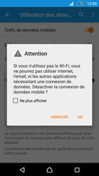 Sony Xperia M5 - Internet - Activer ou désactiver - Étape 6