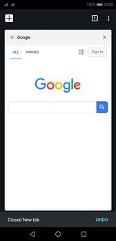 Huawei P20 - Internet - Internet browsing - Step 17