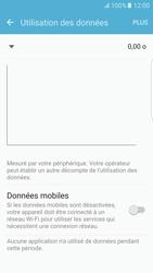 Samsung Samsung G925 Galaxy S6 Edge (Android M) - Internet - Désactiver les données mobiles - Étape 6