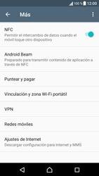 Sony Xperia X - Internet - Configurar Internet - Paso 7