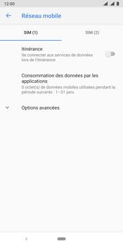 Nokia 9 - Réseau - activer 4G - Étape 7
