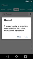 LG K4 - Contacten en data - Contacten overzetten via Bluetooth - Stap 9