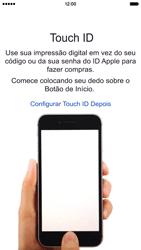 Apple iPhone iOS 8 - Primeiros passos - Como ativar seu aparelho - Etapa 19