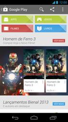 Motorola Moto X - Aplicativos - Como baixar aplicativos - Etapa 4