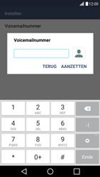 LG G4c (H525N) - Voicemail - Handmatig instellen - Stap 8