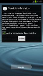 Samsung I9300 Galaxy S III - Primeros pasos - Activar el equipo - Paso 3