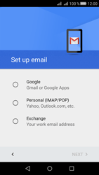 Huawei Huawei Y5 II - E-mail - Manual configuration (gmail) - Step 7