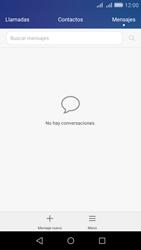 Huawei Huawei Y6 - Mensajería - Configurar el equipo para mensajes de texto - Paso 3