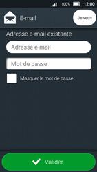 Doro 8031 - E-mails - Ajouter ou modifier votre compte Outlook - Étape 8