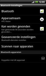 HTC A7272 Desire Z - Bluetooth - headset, carkit verbinding - Stap 7