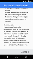 Sony Xperia XZ - Android Nougat - Aplicaciones - Tienda de aplicaciones - Paso 15