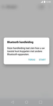 LG G6 (LG-H870) - Bluetooth - Headset, carkit verbinding - Stap 4