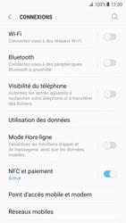 Samsung G930 Galaxy S7 - Android Nougat - Internet - Désactiver du roaming de données - Étape 5