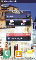 Samsung S8500 Wave - MMS - automatisch instellen - Stap 5