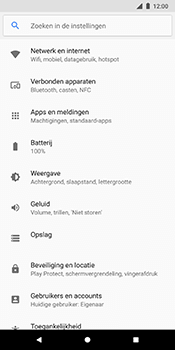 Google Pixel 2 XL - Internet - Handmatig instellen - Stap 4