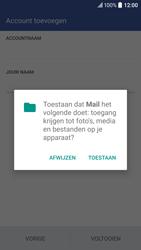 HTC 10 - E-mail - Account instellen (POP3 met SMTP-verificatie) - Stap 16