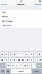 Apple iPhone 6 Plus iOS 8 - E-mails - Ajouter ou modifier un compte e-mail - Étape 9