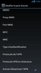 Acer Liquid E2 - Mms - Configuration manuelle - Étape 16