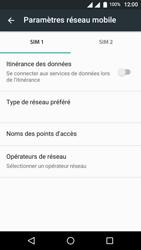Wiko U-Feel Lite - Réseau - Sélection manuelle du réseau - Étape 7