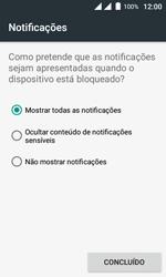 Wiko Sunny DS - Segurança - Como ativar o código de bloqueio do ecrã -  11
