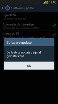 Samsung N9005 Galaxy Note III LTE - Software updaten - Update installeren - Stap 10