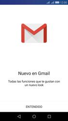 Huawei Huawei Y6 - E-mail - Configurar Gmail - Paso 4