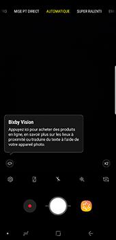 Samsung Galaxy Note 9 - Photos, vidéos, musique - Créer une vidéo - Étape 6