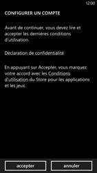 HTC Windows Phone 8X - Applications - Télécharger des applications - Étape 17