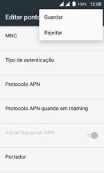 Wiko Sunny DS - Internet no telemóvel - Como configurar ligação à internet -  18