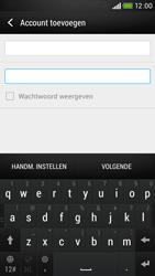 HTC Desire 601 - E-mail - Handmatig instellen - Stap 7