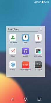 LG Q6 (M700) - E-mail - Handmatig Instellen - Stap 4
