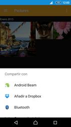 Sony Xperia Z5 - Bluetooth - Transferir archivos a través de Bluetooth - Paso 11