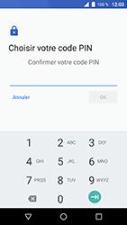 Wiko WIM Lite - Sécuriser votre mobile - Activer le code de verrouillage - Étape 9