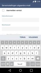 LG K10 4G - E-mail - Account instellen (IMAP zonder SMTP-verificatie) - Stap 14