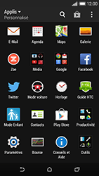 HTC Desire 610 - Applications - Supprimer une application - Étape 3