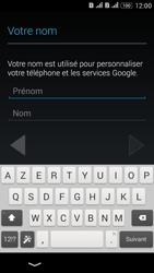 Sony Xperia E4g - Premiers pas - Créer un compte - Étape 11