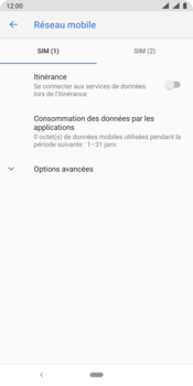 Nokia 9 - Réseau - utilisation à l'étranger - Étape 10