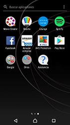 Sony Xperia XZ1 - E-mail - Configurar Gmail - Paso 3