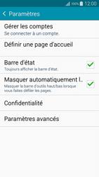 Samsung A300FU Galaxy A3 - Internet - Configuration manuelle - Étape 25