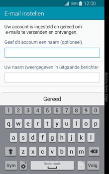 Samsung N915FY Galaxy Note Edge - E-mail - Handmatig instellen - Stap 18