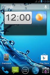 Acer Liquid Z2 - E-mail - Hoe te versturen - Stap 1