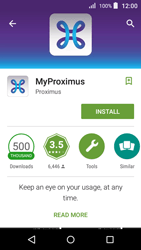 Acer Liquid Z330 - Applications - MyProximus - Step 7