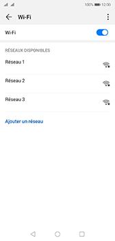 Huawei P20 Android Pie - Wi-Fi - Se connecter à un réseau Wi-Fi - Étape 6