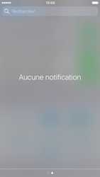 Apple iPhone 6 iOS 10 - iOS features - Personnaliser les notifications - Étape 15