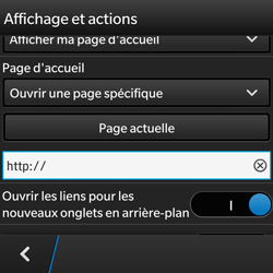 BlackBerry Q5 - Internet - configuration manuelle - Étape 21