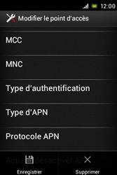 Sony C1505 Xperia E - Internet - configuration manuelle - Étape 16