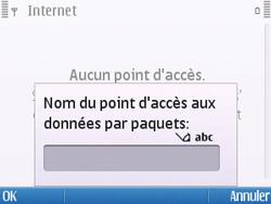 Nokia E5-00 - Internet - Configuration manuelle - Étape 11