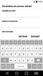 LG K4 2017 - E-mail - Configuration manuelle - Étape 11