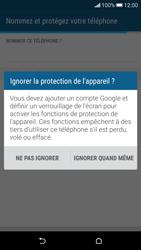 HTC Desire 626 - Premiers pas - Créer un compte - Étape 36